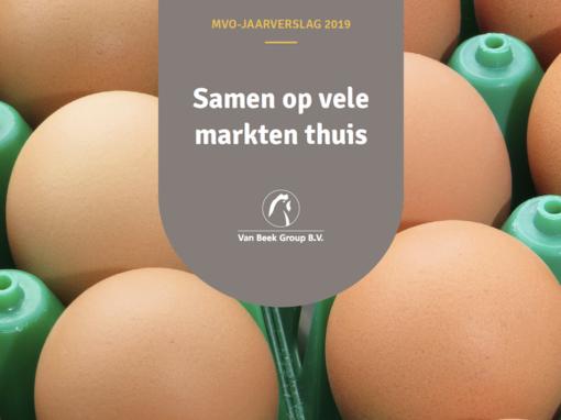Van Beek Group – mvo-jaarverslag