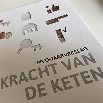 MVO-verslag Van Drie Group